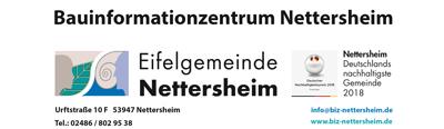 Bauinformationszentrum Nettersheim Logo